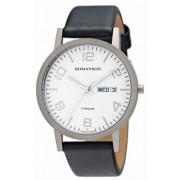 Мужские часы Romanson TL4257MWH WH