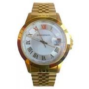 Мужские часы Romanson TM0361MG WH