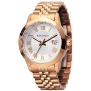 Мужские часы Romanson TM0361MRG WH