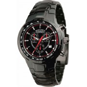 Мужские часы Romanson TM1235HMB BLACK