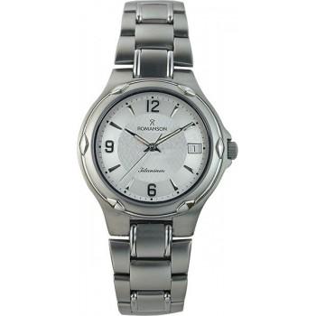 Мужские часы Romanson UM3140MWH WH