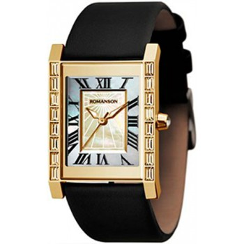 Женские часы Romanson RL1215TLG WH