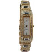 Женские часы Romanson RM7244CLGD WH