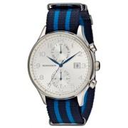 Мужские часы Romanson TL4218FMWH WH BK