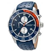 Мужские часы Romanson TL4245HMWH BLUE