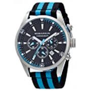 Мужские часы Romanson TL4246HMWH BK