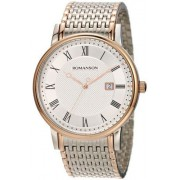 Мужские часы Romanson TM1274MR2T WH