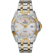 Мужские часы Swiss Military Hanowa NAUTICA AUTOMATIC 05-5184.55.001