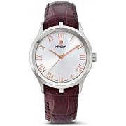 Женские часы Hanowa TIMELESS 16-6000.04.001.20 черный ремень