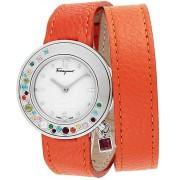 Женские часы Salvatore Ferragamo GANCINO Sparkling Fr64sbq90001s165