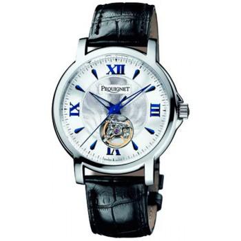 Мужские часы Pequignet MOOREA Elegance Pq4212437-bv-cn