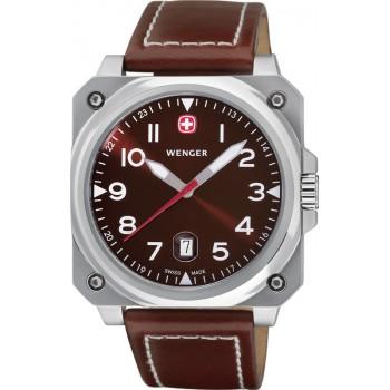 Мужские часы Wenger Watch AEROGRAPH Cockpit W72423
