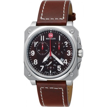 Мужские часы Wenger Watch AEROGRAPH Cockpit Chrono W77014