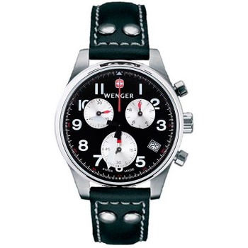 Мужские часы Wenger Watch AIRFORCE XL Chrono W70793