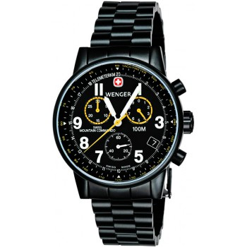 Мужские часы Wenger Watch COMMANDO Chrono Specials W70705