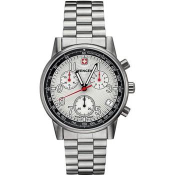 Мужские часы Wenger Watch COMMANDO Chrono W74709