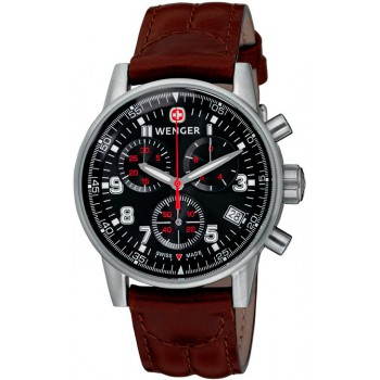 Мужские часы Wenger Watch COMMANDO Chrono W70899