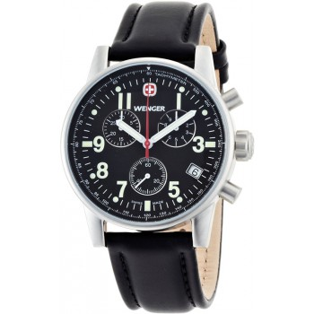 Мужские часы Wenger Watch COMMANDO Chrono XL W70825.xl