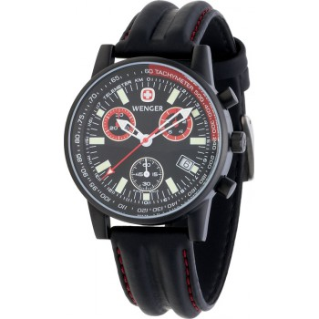 Мужские часы Wenger Watch COMMANDO Chrono XL W70731.xl
