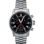 Мужские часы Wenger Watch COMMANDO Chrono Big Crown W70898