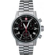 Мужские часы Wenger Watch COMMANDO Chrono Big Crown W70898