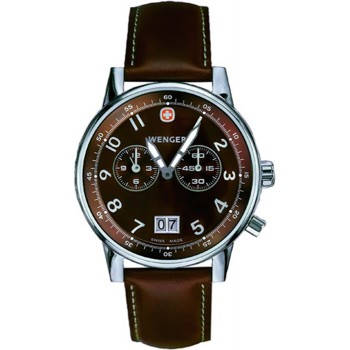 Мужские часы Wenger Watch COMMANDO City W74714