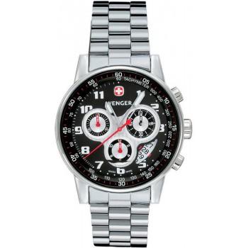 Мужские часы Wenger Watch COMMANDO Open Date W70776
