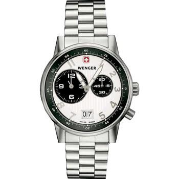 Мужские часы Wenger Watch COMMANDO City W74719