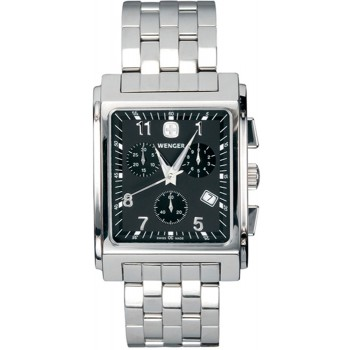 Мужские часы Wenger Watch ESCORT Rectangle W70788