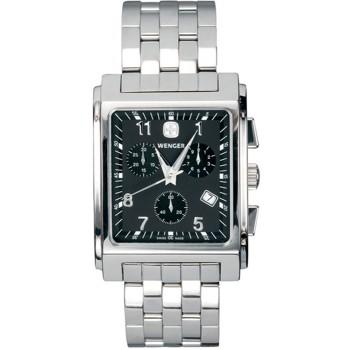 Мужские часы Wenger Watch ESCORT Rectangle W70788