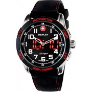 Мужские часы Wenger Watch LED NOMAD W70430