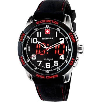 Мужские часы Wenger Watch LED NOMAD W70430