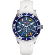 Мужские часы Nautica NST-07 Multi Flags Na12629g