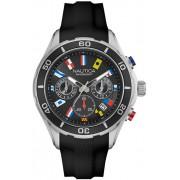 Мужские часы Nautica NST-12 Flags Nad16537g