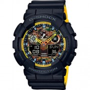 Часы Casio G-shock GA-100BY-1AER