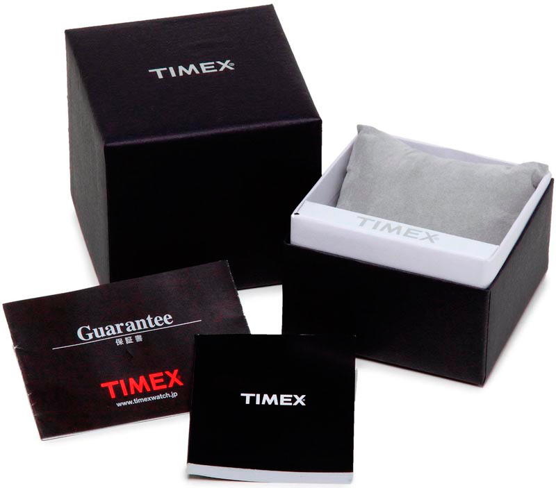 TIMEX IQ World Time Tx2n943